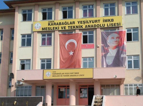 Karabağlar Yeşilyurt İMKB Çok Programlı Anadolu Lisesi Fotoğrafı